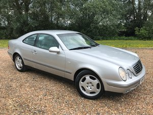 MERCEDES-BENZ CLK 230 ELEGANCE KOMPRESSOR ONLY 49,898 MILES For Sale