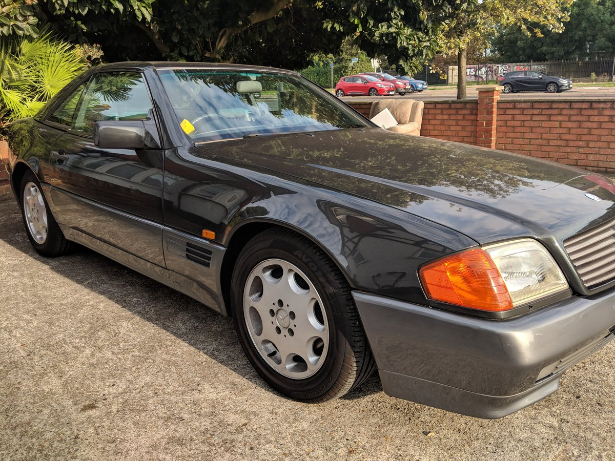 1992 Mercedes Benz 300SL 24 Valve (R129) For Sale (picture 1 of 6)