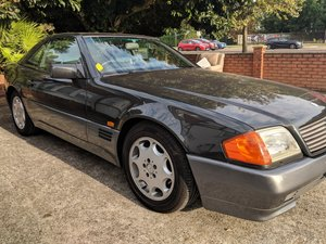 1992 Mercedes Benz 300SL 24 Valve (R129) For Sale