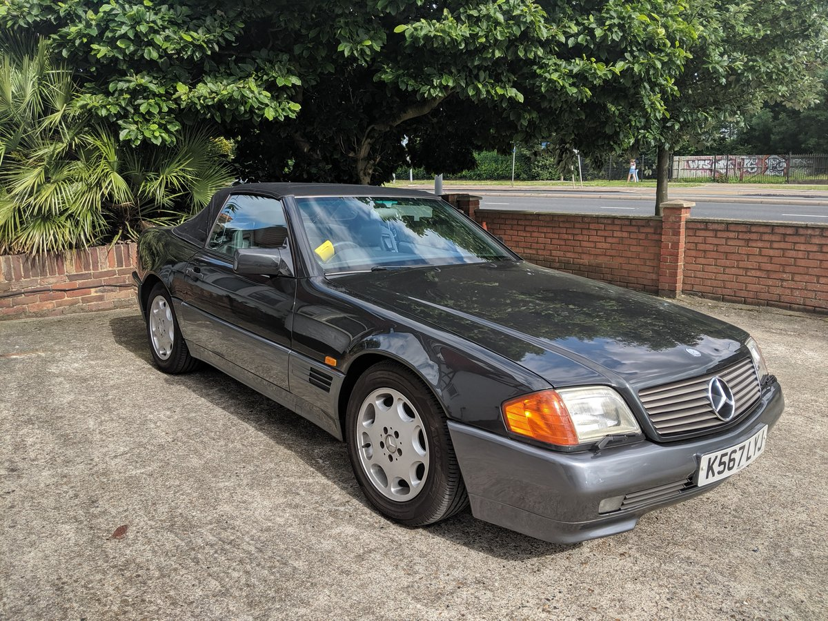 1992 Mercedes Benz 300SL 24 Valve (R129) For Sale (picture 4 of 6)