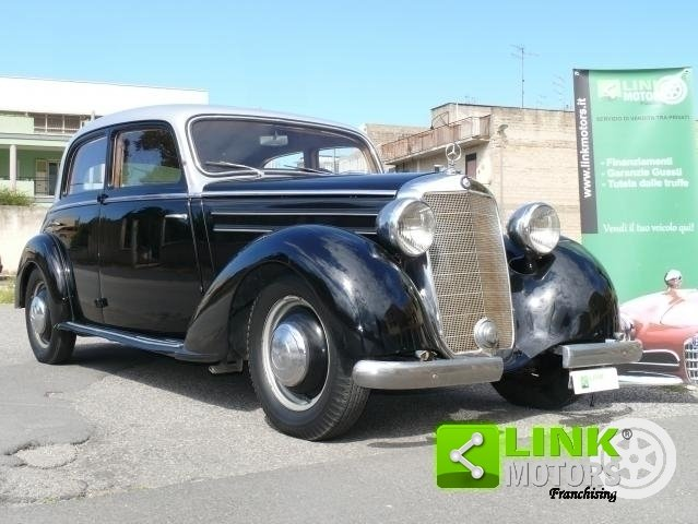 MERCEDES 170 DS 1952 ASI For Sale (picture 1 of 6)
