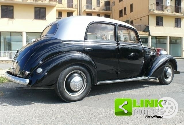MERCEDES 170 DS 1952 ASI For Sale (picture 3 of 6)