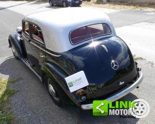 MERCEDES 170 DS 1952 ASI For Sale (picture 5 of 6)
