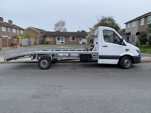 "2013 Rare LWB RecoveryTruck 160BHP ""NO VAT"" For Sale"