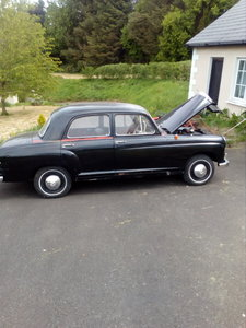 1955 Mercedes Ponton 180 for sale For Sale