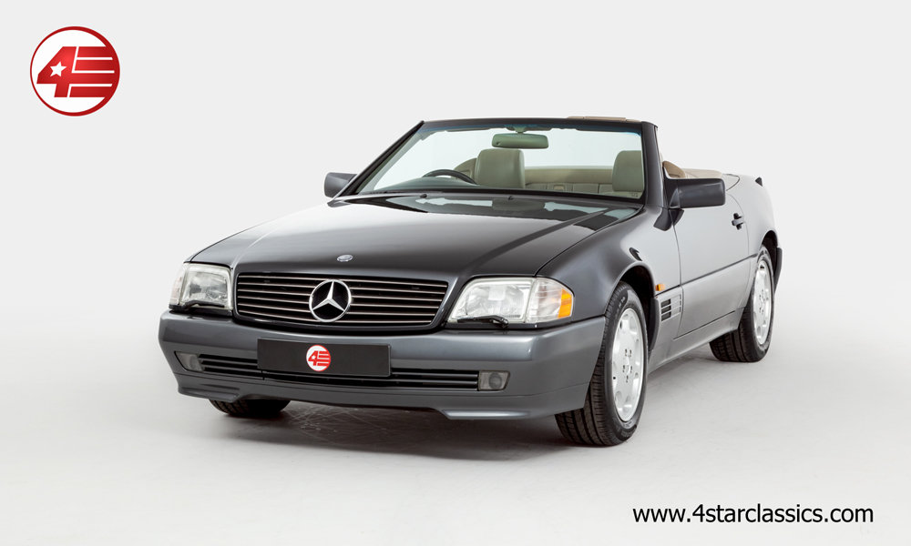 1994 Mercedes R129 SL500 /// 58k Miles For Sale (picture 1 of 6)