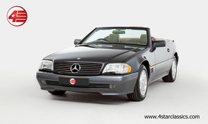 1994 Mercedes R129 SL500 /// 58k Miles For Sale