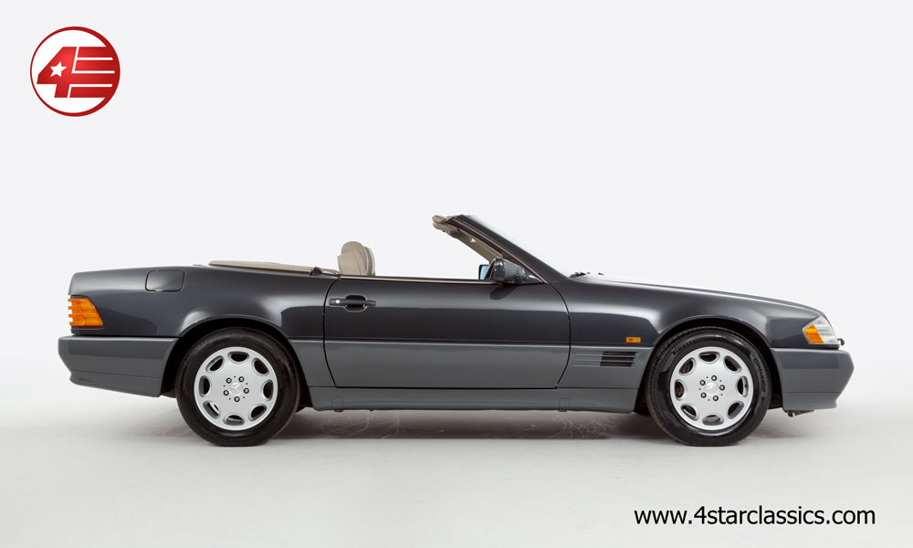 1994 Mercedes R129 SL500 /// 58k Miles For Sale (picture 2 of 6)