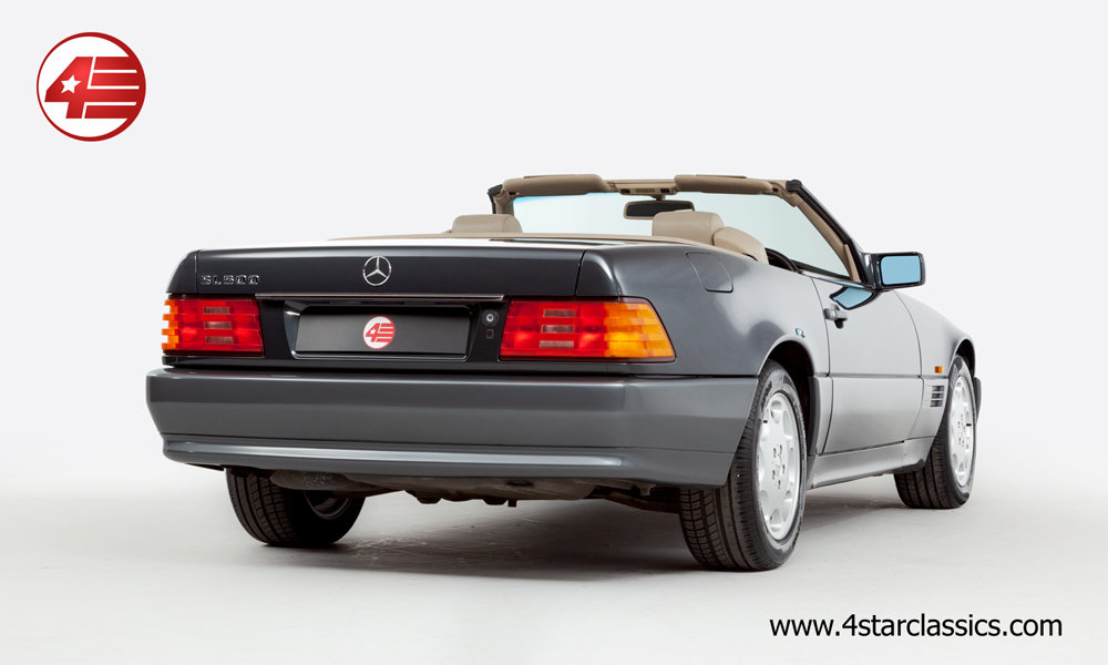 1994 Mercedes R129 SL500 /// 58k Miles For Sale (picture 3 of 6)