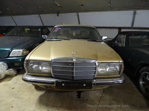 1985 MERCEDES-BENZ 230E Coupé For Sale by Auction