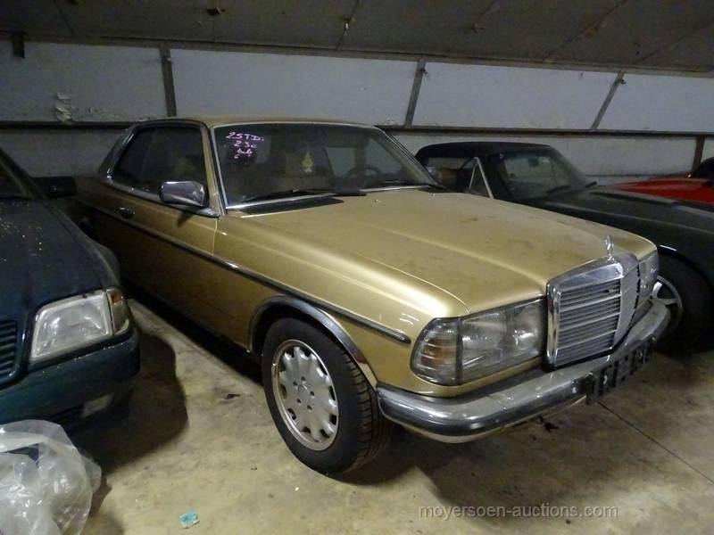 1985 MERCEDES-BENZ 230E Coupé For Sale by Auction (picture 2 of 6)