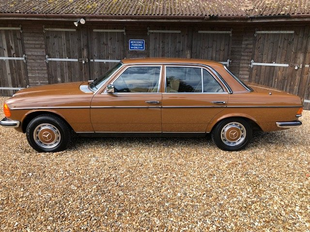 1980 Mercedes 280E ( 123-series )  For Sale (picture 2 of 6)