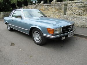1977 Mercedes 450 SLC 50,000 miles Just £11,000 - £13,000 For Sale by Auction