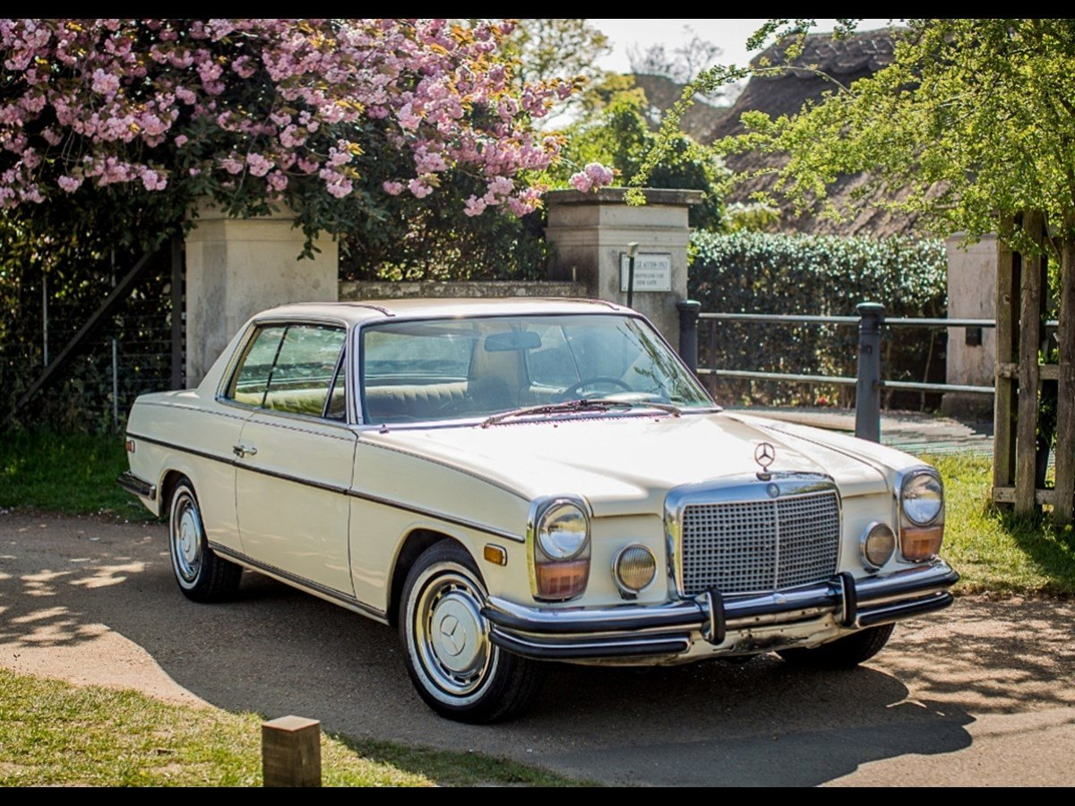 1972 Mercedes-Benz 250C Stroke 8 For Sale (picture 1 of 6)