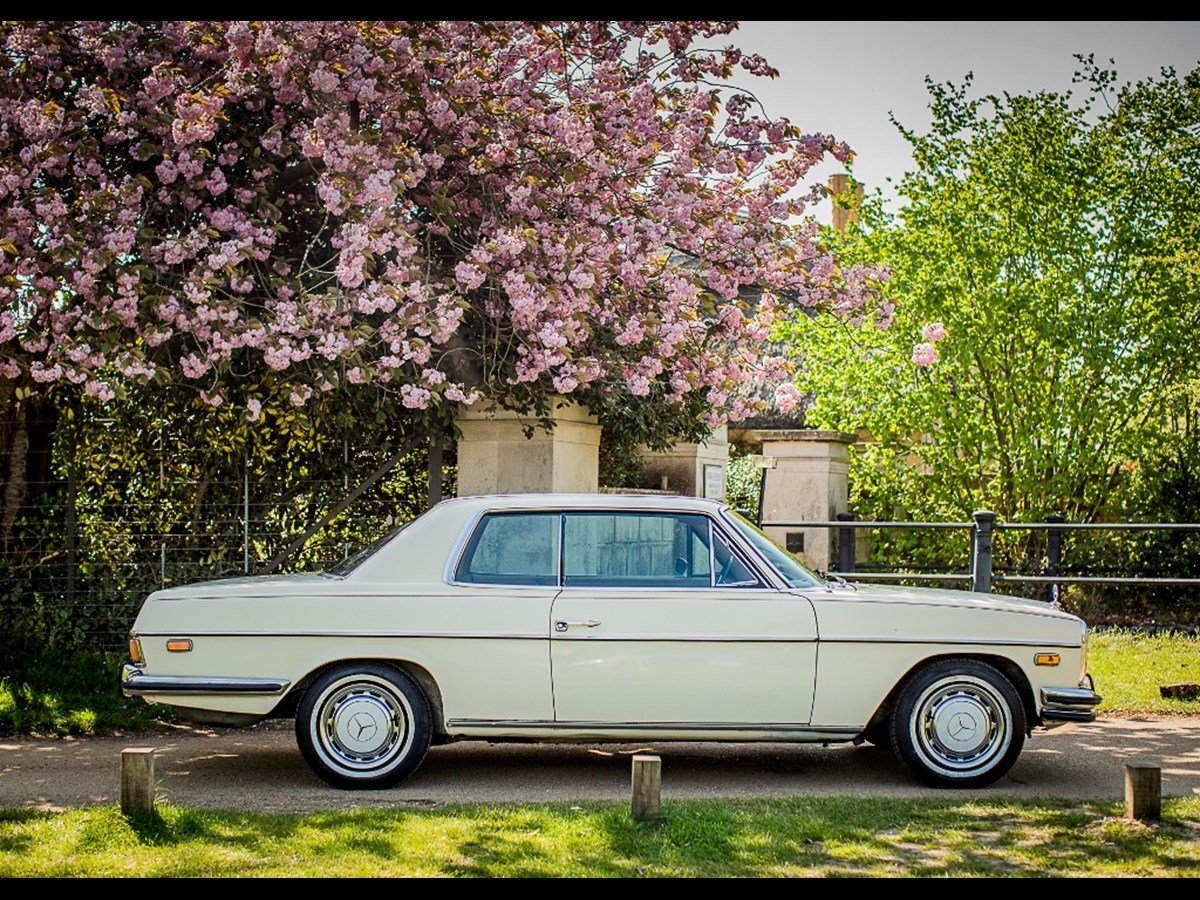 1972 Mercedes-Benz 250C Stroke 8 For Sale (picture 3 of 6)