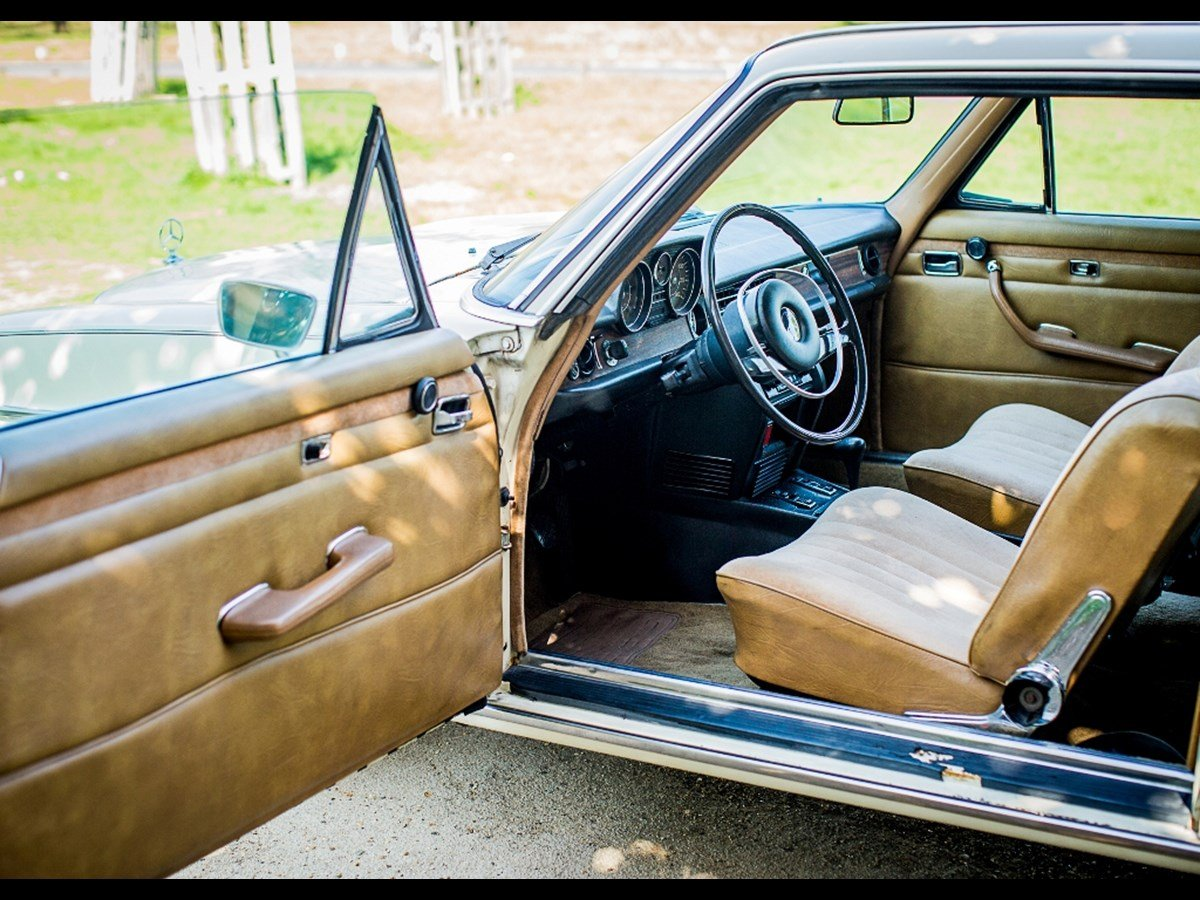 1972 Mercedes-Benz 250C Stroke 8 For Sale (picture 5 of 6)