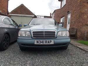 1996 Mercedes-Benz C180 Elegance w202 Auto 1.8
