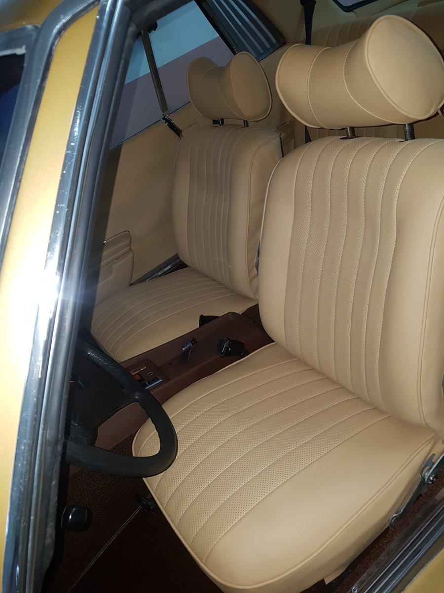 1976 Mercedes 450SLC R 107 For Sale (picture 6 of 6)