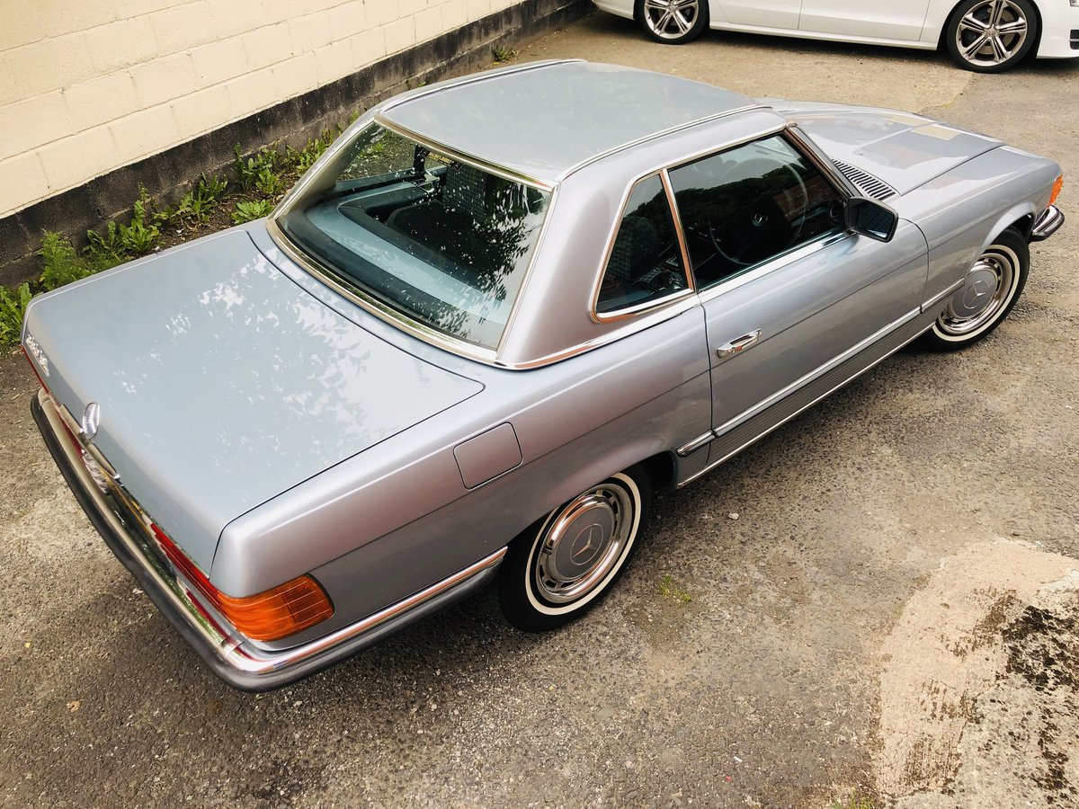 1980 Classic Mercedes 380 SL R107 V8 SL380 Convertible For Sale (picture 6 of 6)