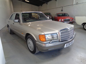 1988 300 se mercedes - fast appreciating useable classi For Sale