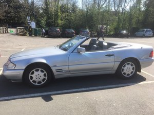 1997 Genuine SL280 with low mileage For Sale