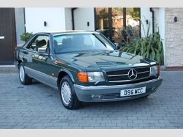 1987 MERCEDES 500 SEC 3 OWNERS 92000 MILES For Sale