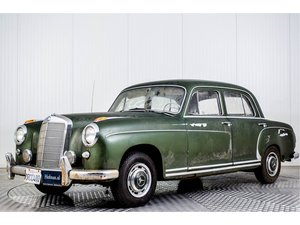1960 Mercedes 220 S Ponton Barnfind For Sale