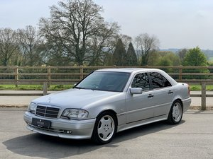 1995 Mercedes-Benz C36 AMG For Sale