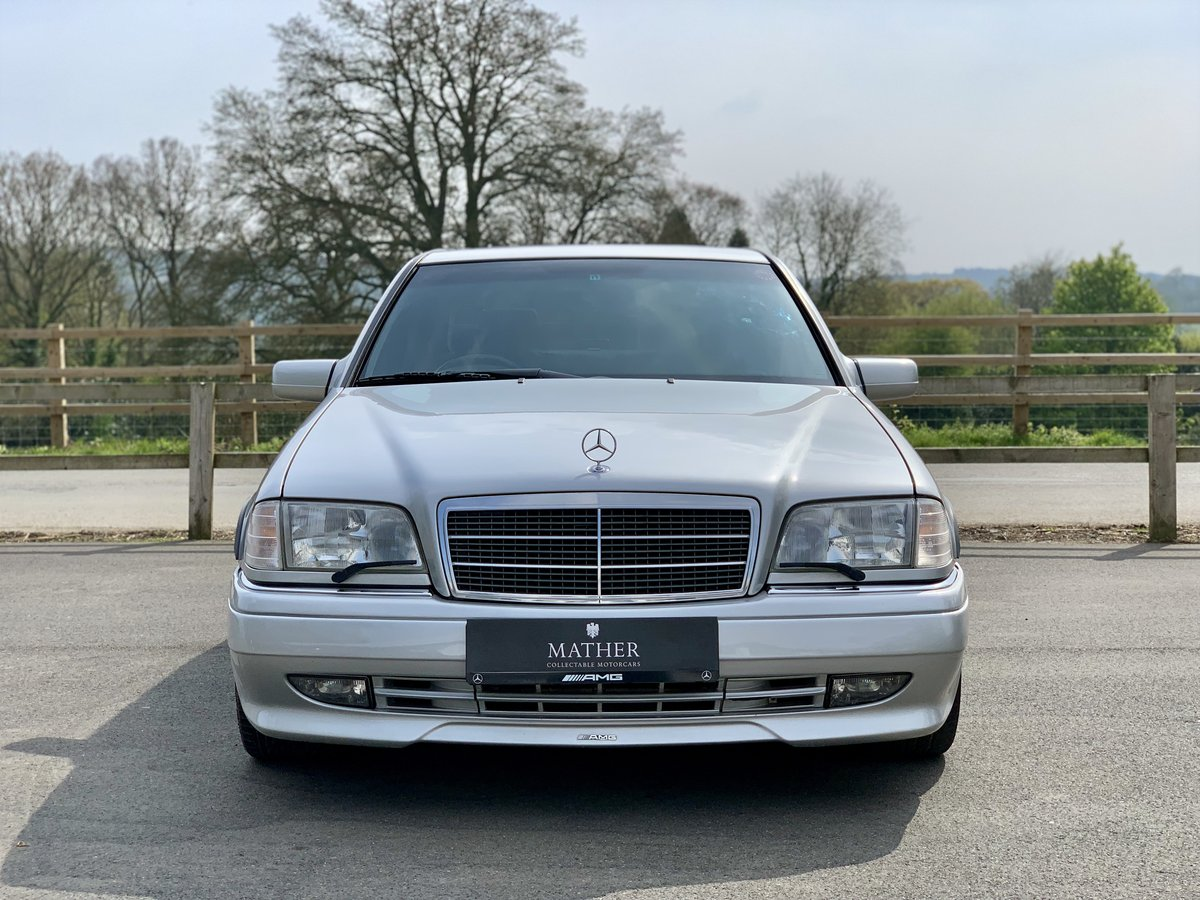 1995 Mercedes-Benz C36 AMG For Sale (picture 2 of 9)
