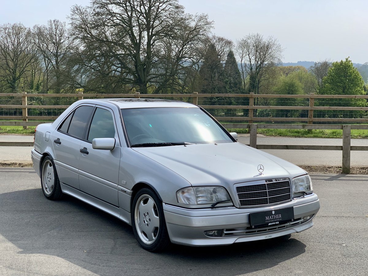 1995 Mercedes-Benz C36 AMG For Sale (picture 3 of 9)