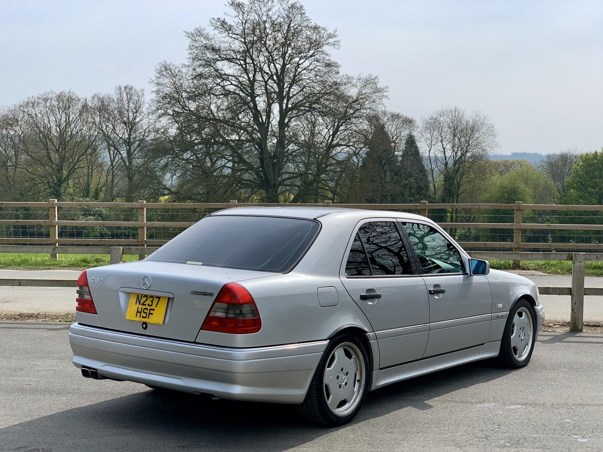 1995 Mercedes-Benz C36 AMG For Sale (picture 4 of 9)