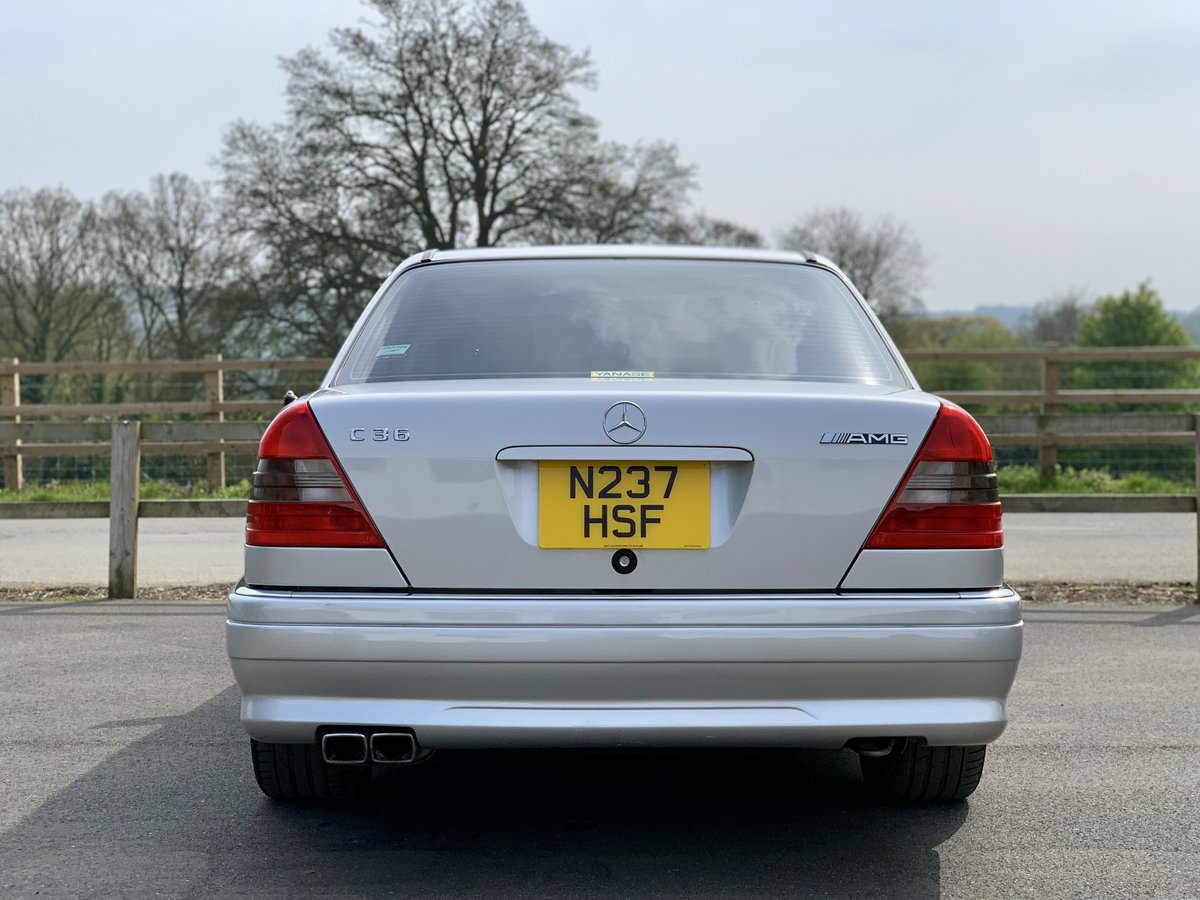 1995 Mercedes-Benz C36 AMG For Sale (picture 5 of 9)