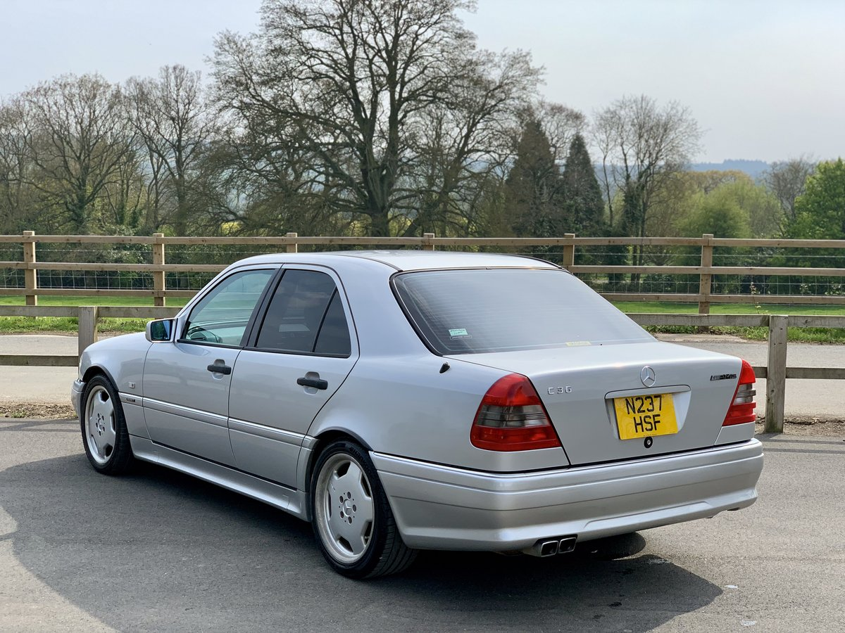 1995 Mercedes-Benz C36 AMG For Sale (picture 6 of 9)