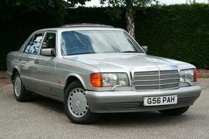 1990 Mercedes Benz 300 SE Auto For Sale