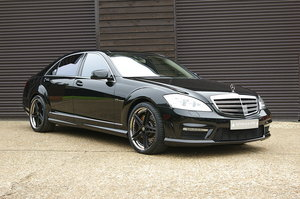2007 Mercedes Benz S65 AMG V12 Bi-Turbo LWB Auto (28,850 miles) SOLD