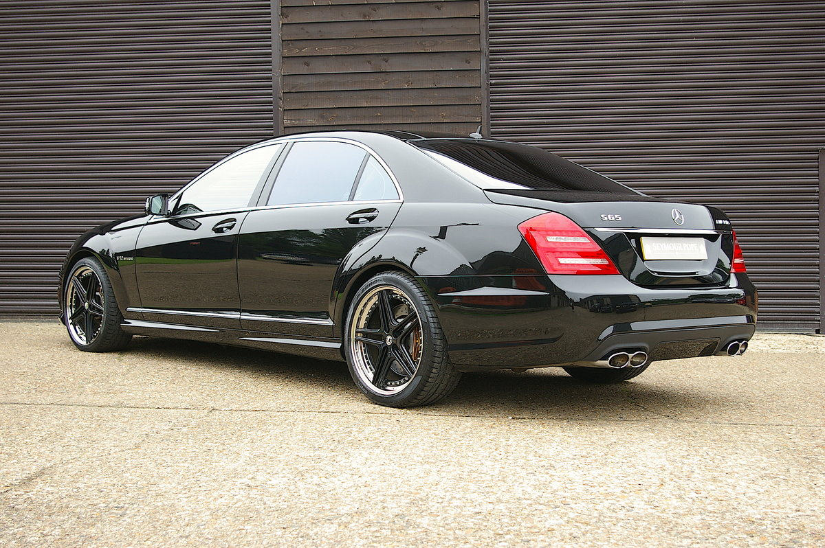 2007 Mercedes Benz S65 AMG V12 Bi-Turbo LWB Auto (28,850 miles) SOLD (picture 3 of 6)