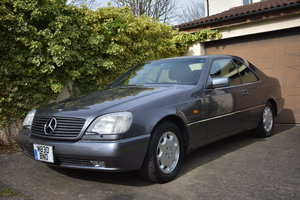 Lot 28 - A 1995 Mercedes-Benz S 500 - 21/07/2019 For Sale by Auction