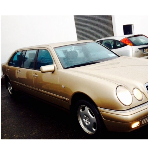 1998 Mercedes 6 door limousine For Sale (picture 6 of 6)
