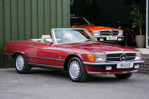 1989 Mercedes-Benz 500SL (R107) #2139 For Sale