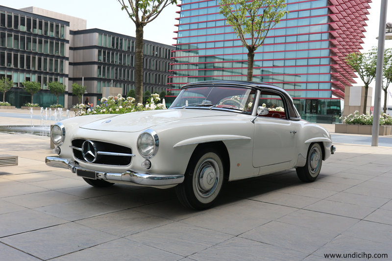 1960 Mercedes Benz 190 SL - italian car - same owner since '85 For Sale (picture 1 of 6)