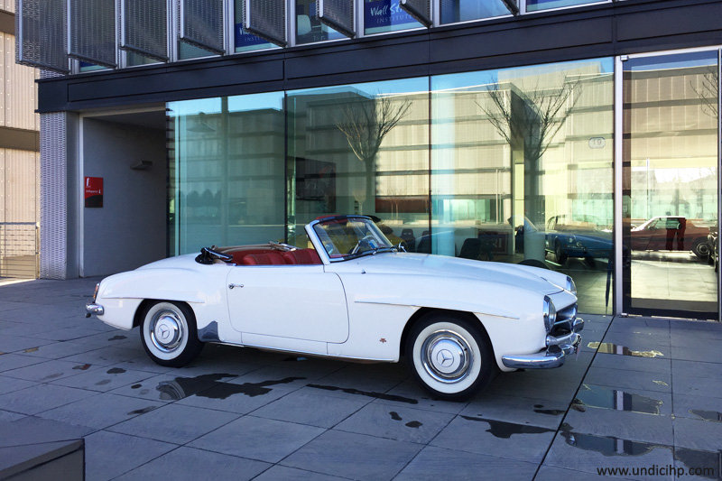 1960 Mercedes Benz 190 SL - italian car - same owner since '85 For Sale (picture 2 of 6)