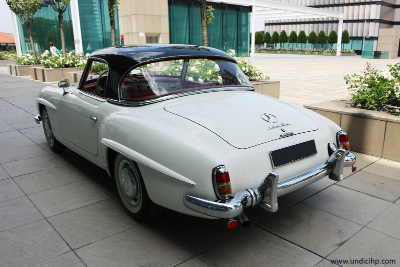 1960 Mercedes Benz 190 SL - italian car - same owner since '85 For Sale (picture 3 of 6)