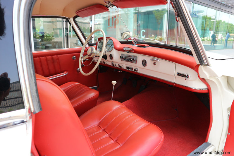 1960 Mercedes Benz 190 SL - italian car - same owner since '85 For Sale (picture 4 of 6)
