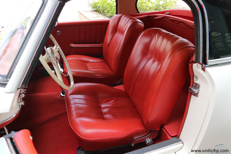 1960 Mercedes Benz 190 SL - italian car - same owner since '85 For Sale (picture 5 of 6)