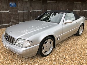 2001 Mercedes SL 280 Special Edition For Sale
