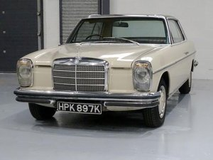 1971 Mercedes-Benz 250 CE For Sale by Auction