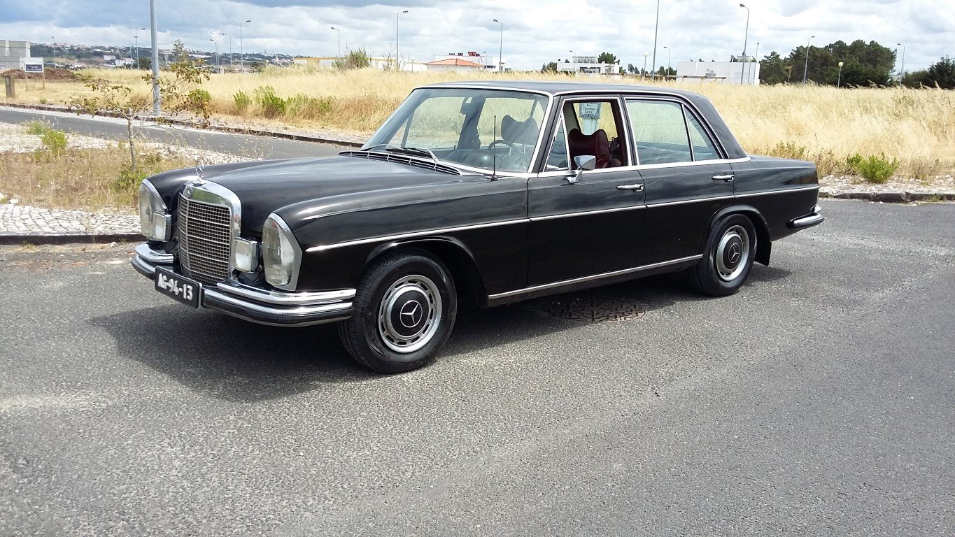 1971 Mercedes 280 SE For Sale (picture 2 of 6)