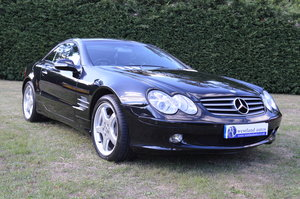 2002 Mercedes SL500 For Sale