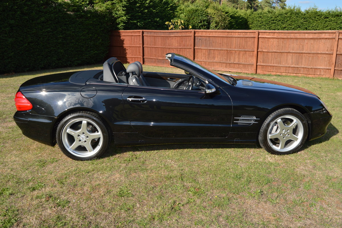 2002 Mercedes SL500 For Sale (picture 6 of 6)