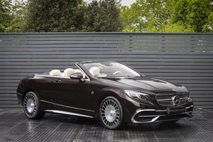 2019 S650 Cabriolet LHD (DELIVERY MILES) For Sale